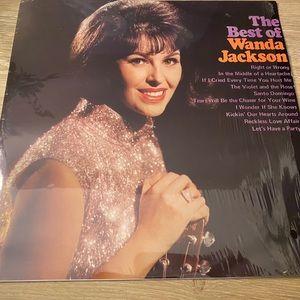 The Best of Wanda Jackson Vinyl Reco…